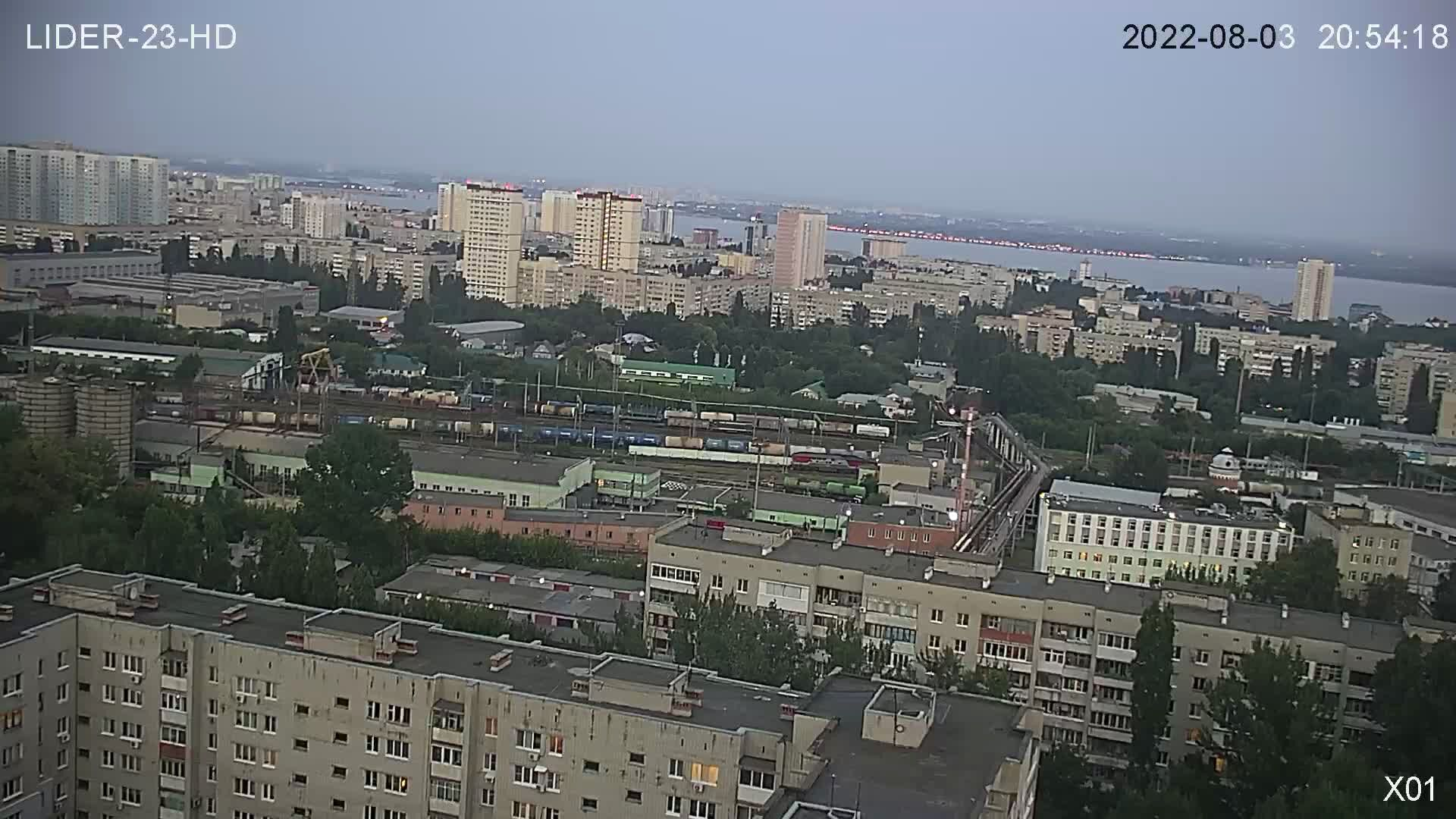 Webcam Lider-23, Saratov, Russia