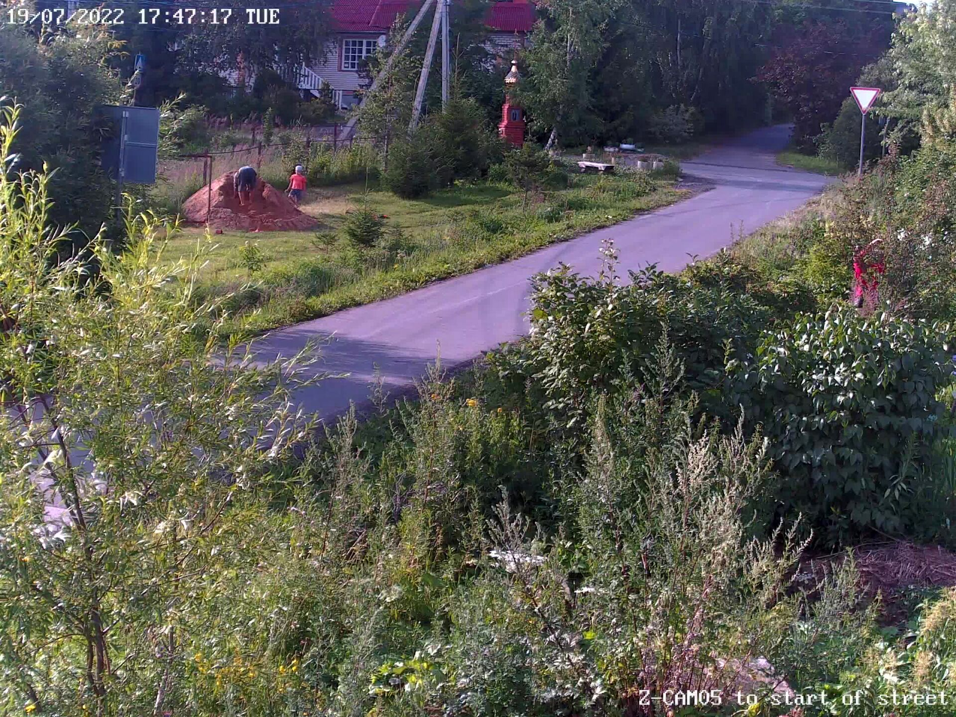 Webcam Dubl house (vid on dom), Ashukino, Moscow Region, Russia